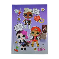 L.O.L. Surprise Lockable Notebook