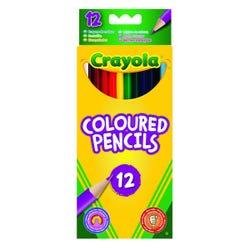 Crayola 12 Coloured Pencils