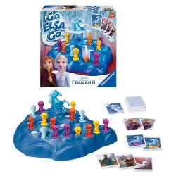 Ravensburger Disney Frozen 2 Go Elsa Go Game