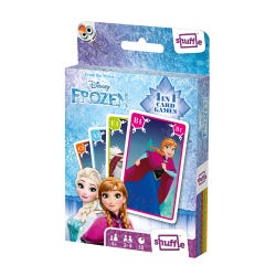 Shuffle 4 in 1 Frozen