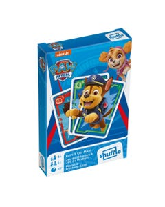 Paw Patrol Pairs and Old Maid cards