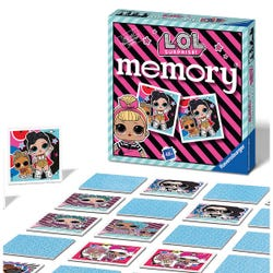 Ravensburger: L.O.L. Surprise! Mini Memory Game