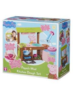 Peppa Pig Peppa's Mud Kitchen Dough Set