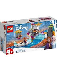 Lego 41165 Disney Frozen 2 AnnaS Canoe Expedition