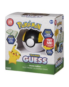 Pokemon Trainer Guess Hoenn Edition