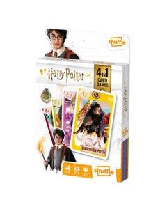 Shuffle 4 in 1 Harry Potter