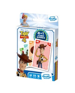 Shuffle 4 in 1 Toy Story 4
