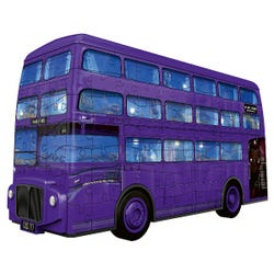 Ravensburger: Harry Potter Knight Bus - 216pc 3D Jigsaw Puzz