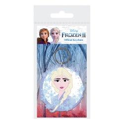 Frozen 2 (Elsa) Rubber Keychain