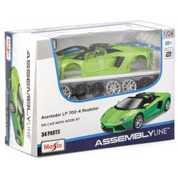 Maisto 1:24 Special Edition Lamborghini Aventador Lp 700-4 Roadster Kit