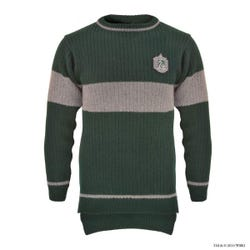 Harry Potter Slytherin Quidditch Sweater - Age 5-6