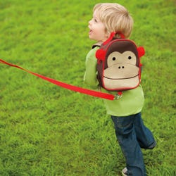 Zoo Let- Monkey Backpack
