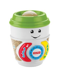 Fisher Price On the Glow Coffee Cup
