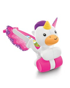 Fisher Price Push and Flutter Unicorn