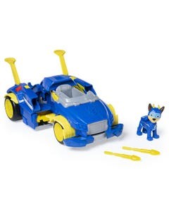 PAW Patrol: Mighty Pups Super PAWs Powered Up Transforming Vehicles