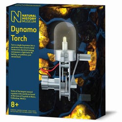 Natural History Museum Dymo Torch