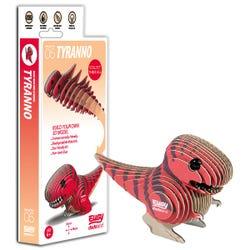 EUGY Tyranno 3D Craft Kit