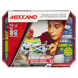 Meccano Motorised Movers - S.T.E.A.M. Building Kit