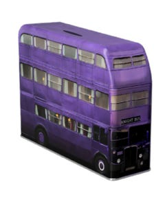 Harry Potter Knight Bus with Chewy Magic Sweets 112g