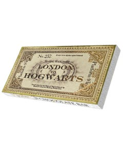 Harry Potter Platform 93/4 Chocolate Bar Ticket