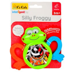 Silly Froggy