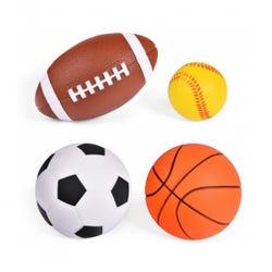 Hamleys Sports Foam Ball Asst.
