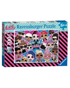 Ravensburger: L.O.L. Surprise! XXL - 100pc Jigsaw Puzzle