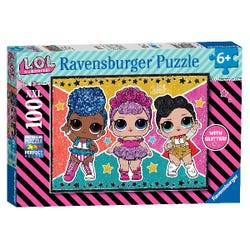 Ravensburger: L.O.L. Surprise! XXL - 100pc Jigsaw Puzzle with G
