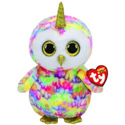 TY Enchanted Owl Med