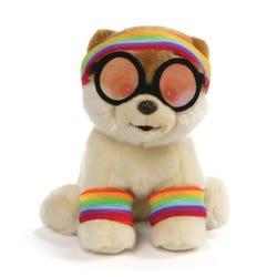 Dog Boo Exerciser 9 inch Plush Toy