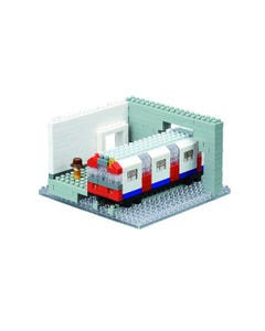 Nanoblock London Underground Model