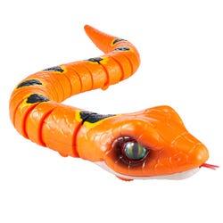 Robo Alive Snake Orange