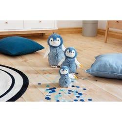 Steiff Soft Cuddly Friends Paule Penguin (Blue/White) 646802