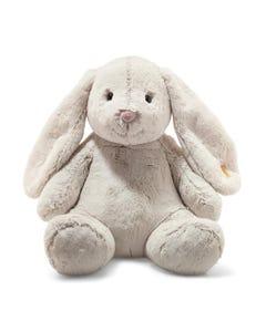 Steiff Soft Cuddly Friends Hoppie Rabbit (light grey)