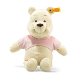 Steiff Disney Winnie the Pooh with Squeaker and Rustling foil (Cream)