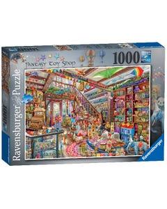 Ravensburger: The Fantasy Toy Shop - 1000pc Jigsaw Puzzle