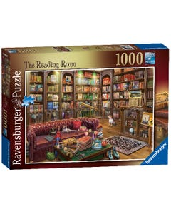 Ravensburger: The Reading Room - 1000pc Jigsaw Puzzle