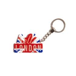 Hamleys Hello London Acrylic Key Ring