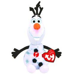 TY Olaf Snowman w/sound Beanie