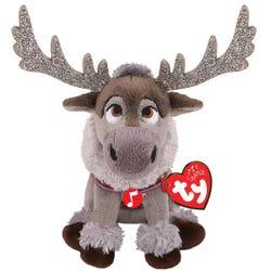 TY Sven Reindeer w/sound Beanie