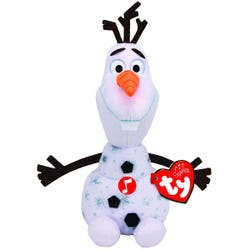 TY Olaf Snowman w/sound Medium