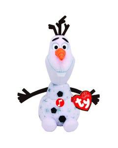TY Olaf Snowman w/sound Medium