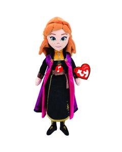 TY Anna Princess w/sound Medium