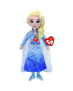 TY Elsa Princess w/sound Medium