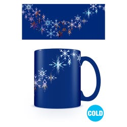 Frozen 2 (Snowflakes) Heat Change Mug