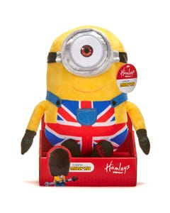 Minions Soft Toy In Union Jack Trousers