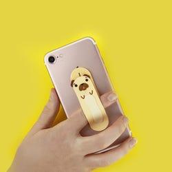 Pug Phone Strap