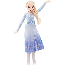 Disney Frozen Singing Fashion Doll with Music and Light-Up Dress Assortment