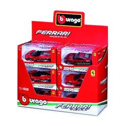 Bburago 1:43 Ferrari Race and Play Display