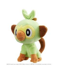 Pokemon 8 Inch Plush - Grookey